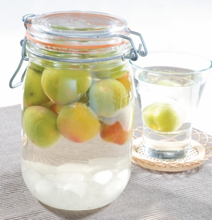 砂糖の簡単レシピ『梅シロップ』|農畜産業振興機構